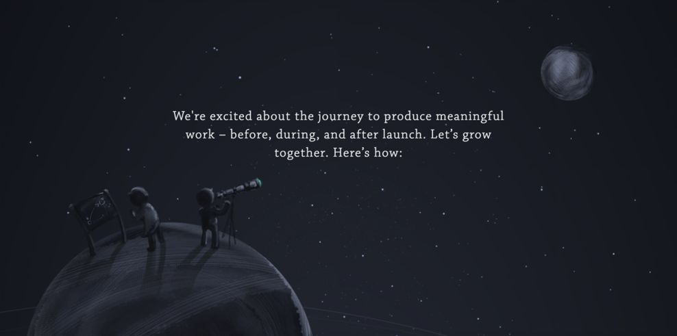 Moonfarmer Creative Website Design