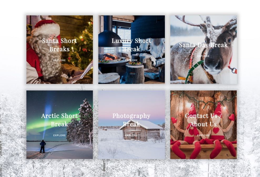 Magic Of Lapland Beautiful Gallery Page