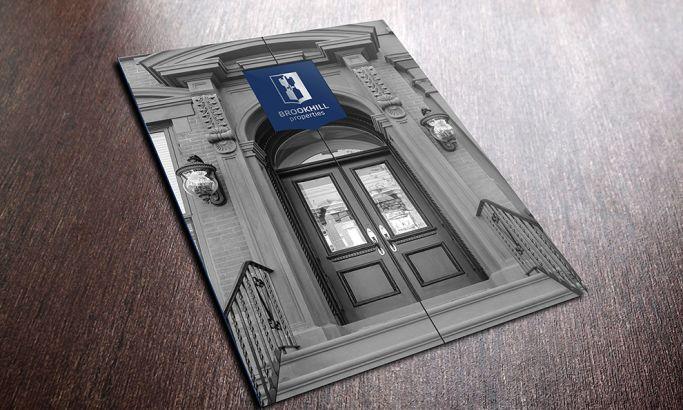 Brookhill Properties Elegant Print Design