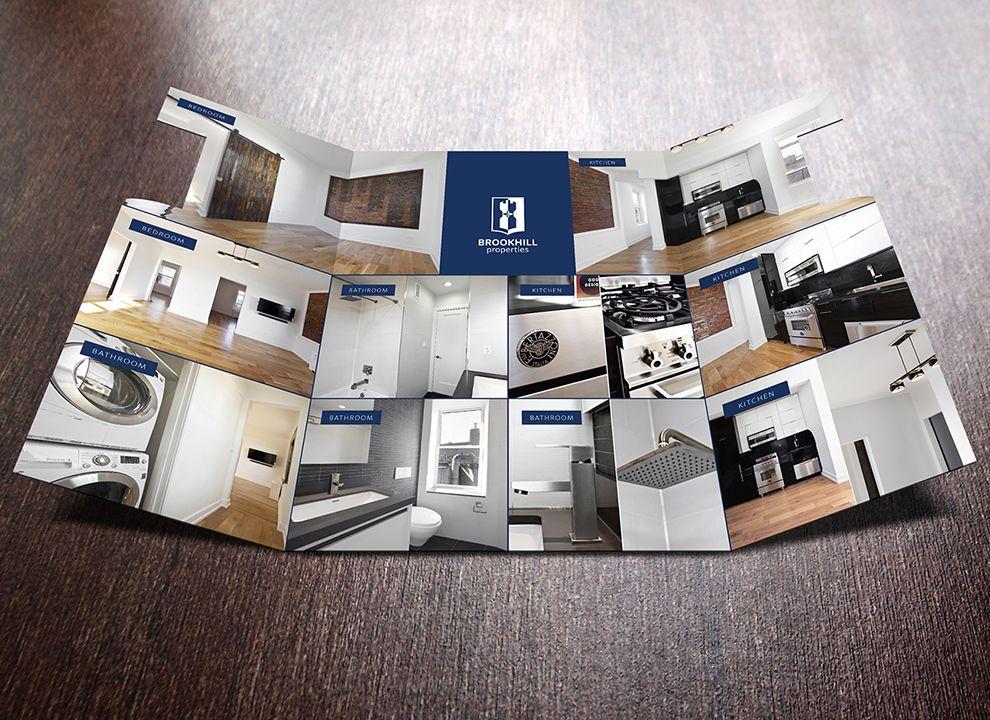 Brookhill Properties Great Print Design