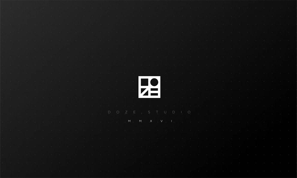 Doze Studio Amazing Homepage