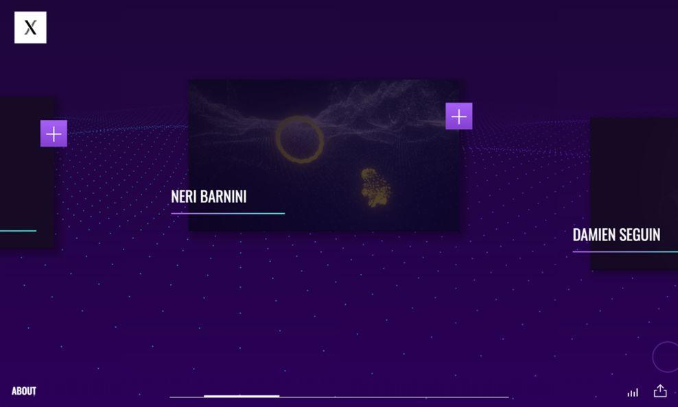 DEVX Experiments Awesome Website Design