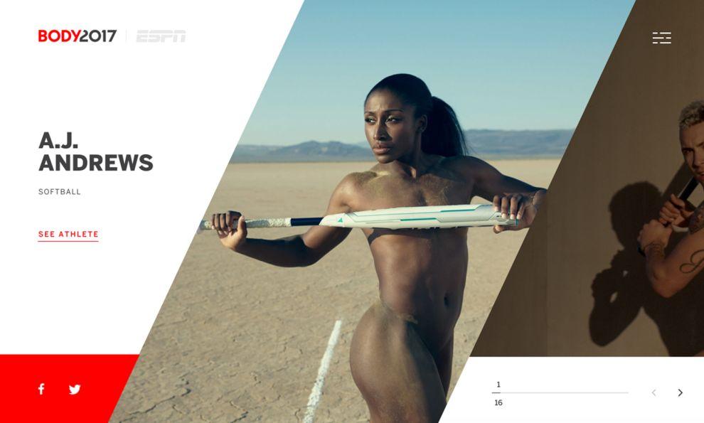 ESPN Amazing Homepage