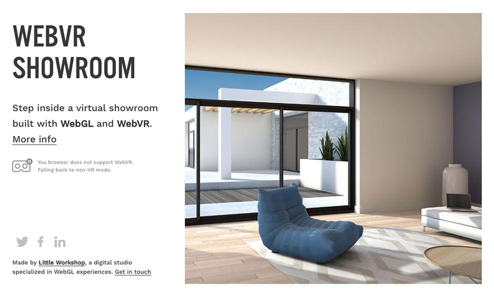 Little Workshop Elegant Homepage