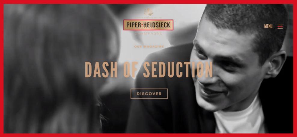 Piper-Heidsieck Awesome Website Design