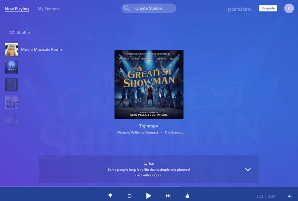 Pandora Awesome News Page