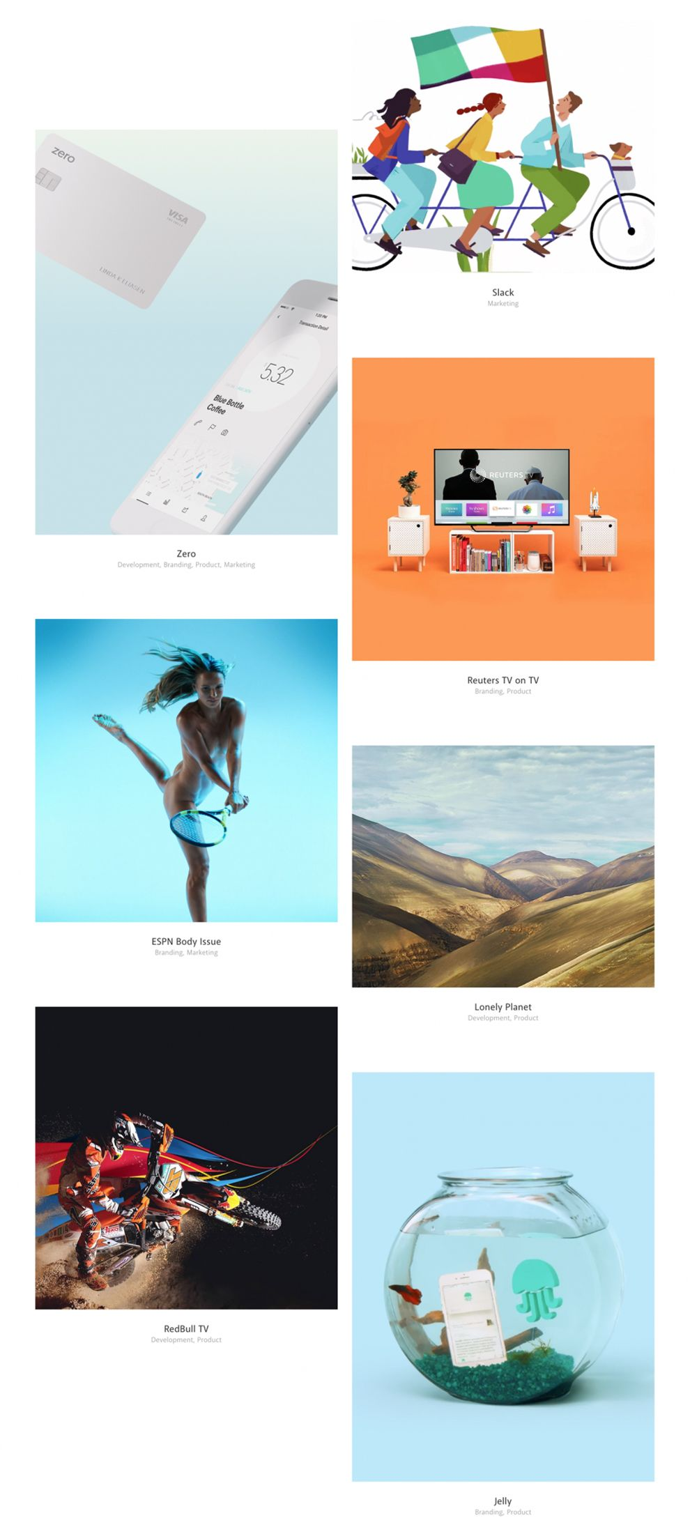 Ueno Amazing Website Design