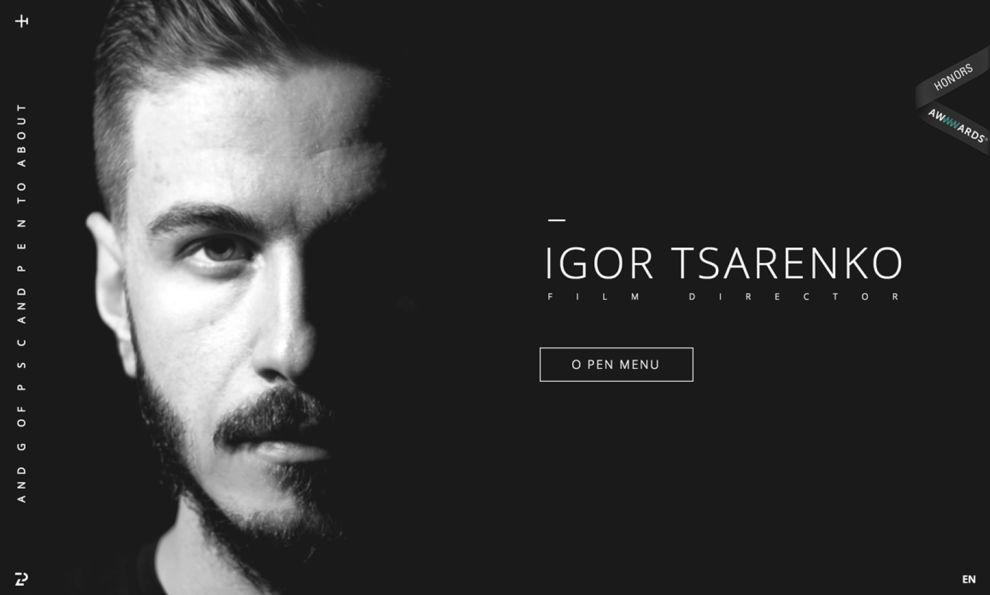 Tsarenko Great Homepage