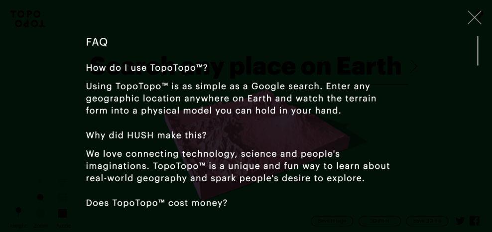 TopoTopo Clean FAQ Page