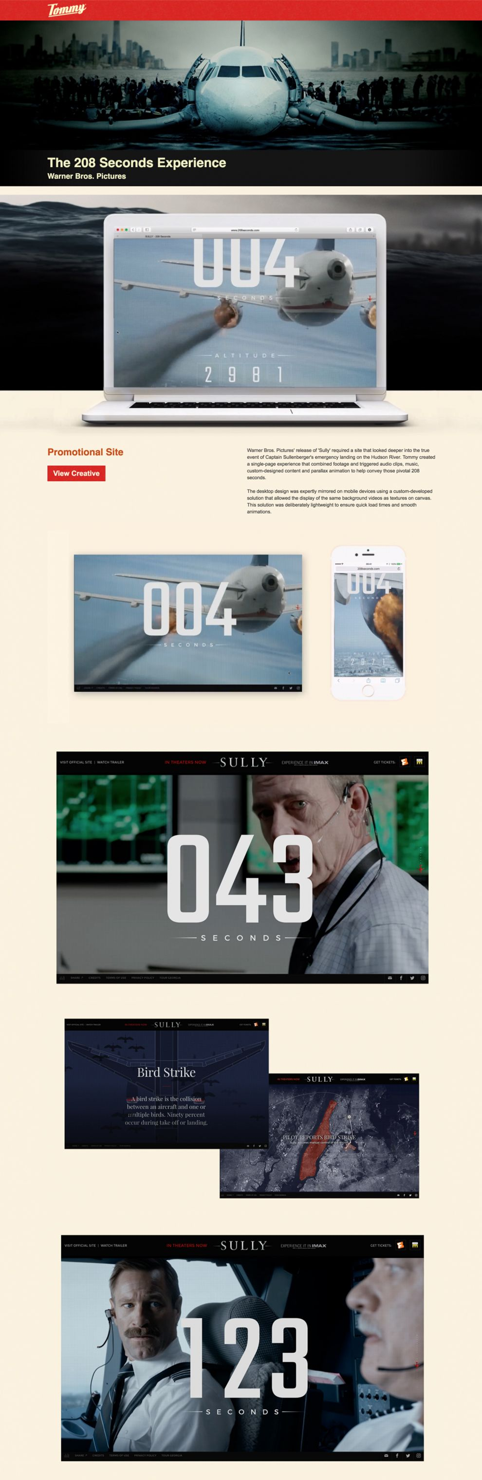This Is Tommy Sully Elegant Homepage