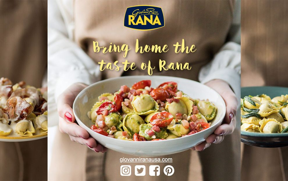 Rana NYC Elegant Homepage