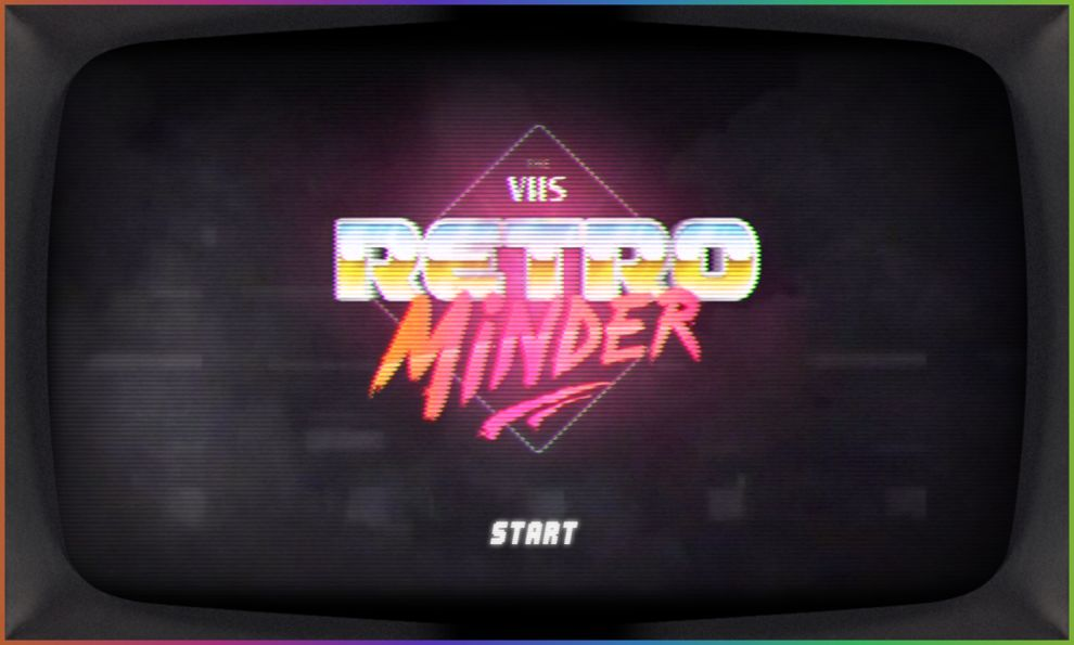 Retrominder Awesome Homepage