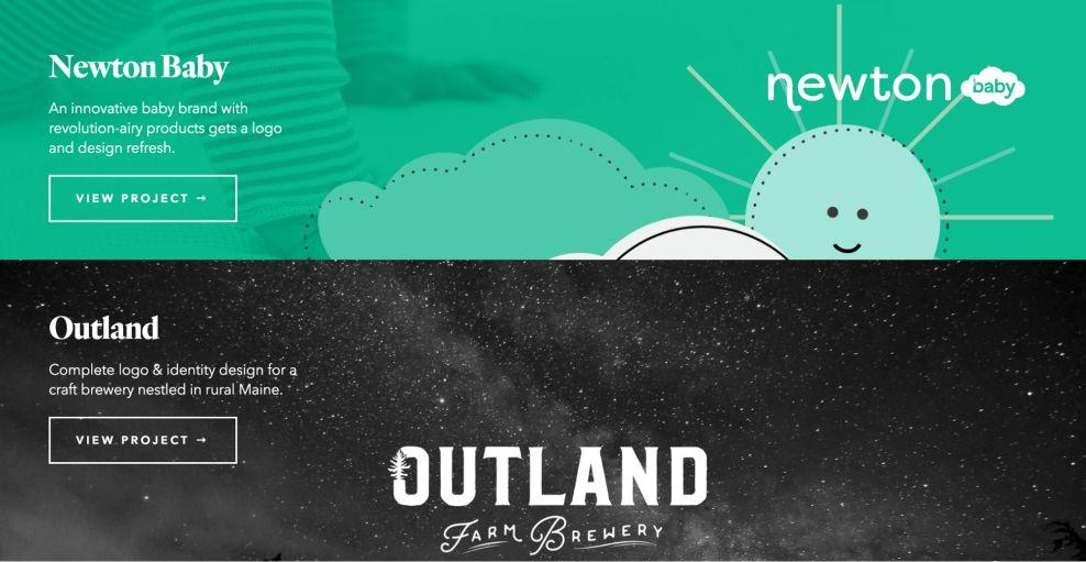 Anchour Clean Website Design
