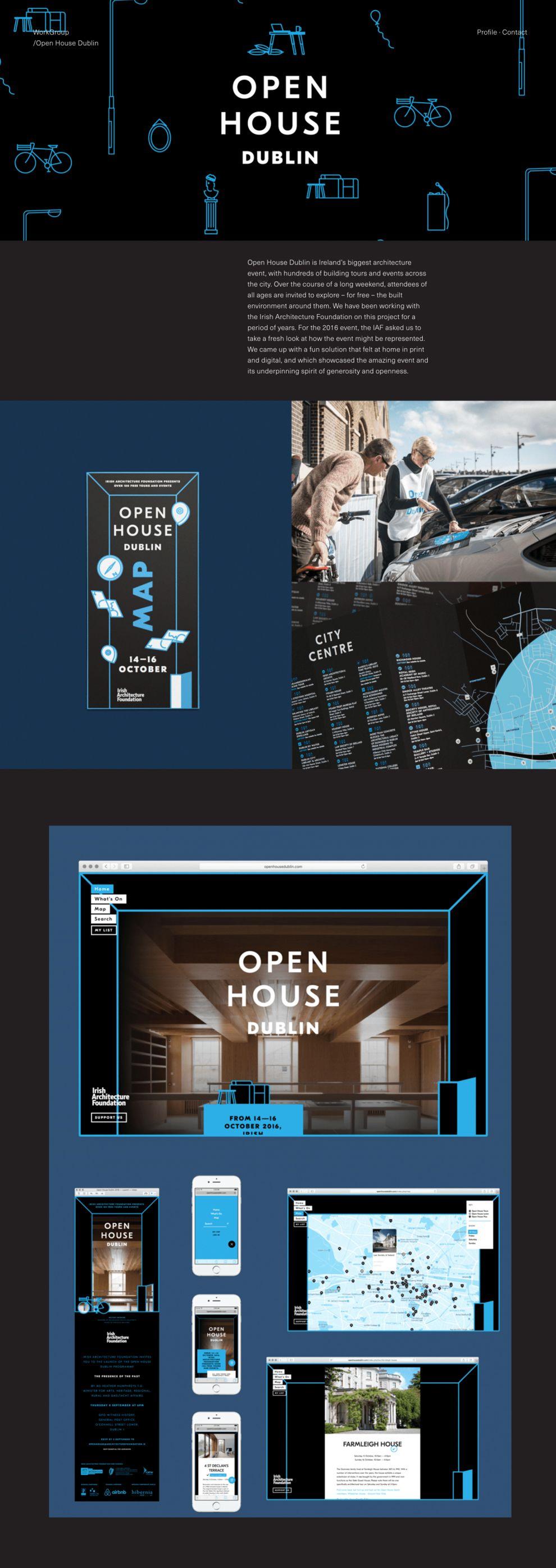 WorkGroup Minimal Website Design