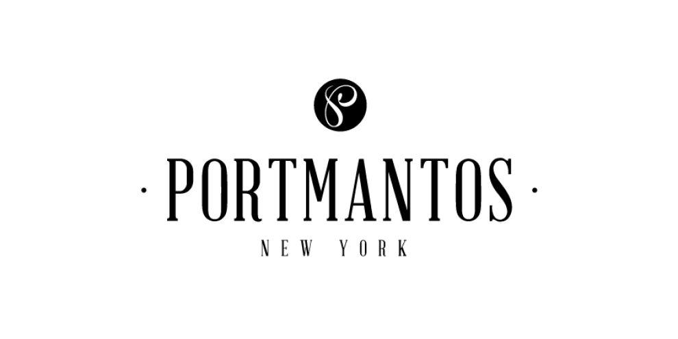 Portmantos Great Logo Design