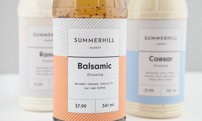 Summerhill Market Great Package Design
