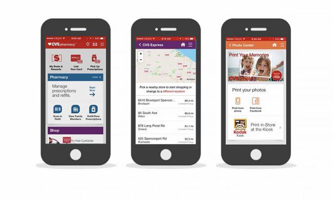 CVS Great App Design