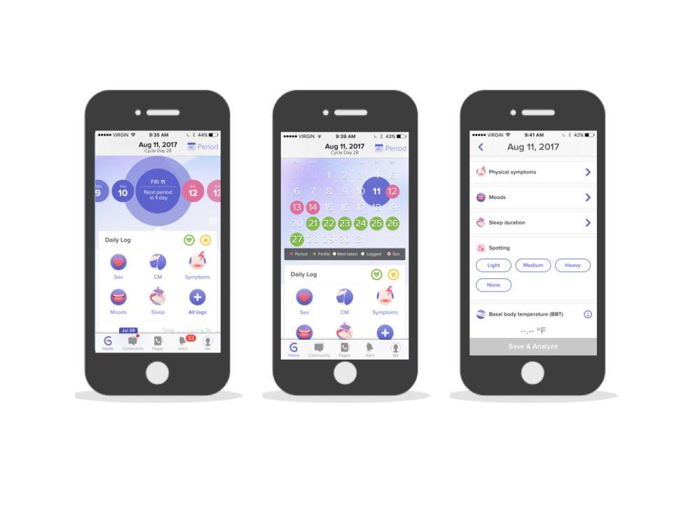 Glo User-Friendly App Design