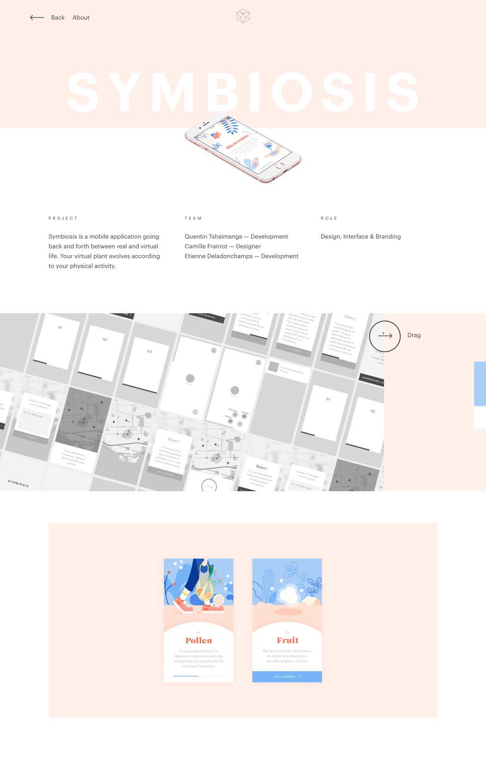 Victoire Douy Great Website Design