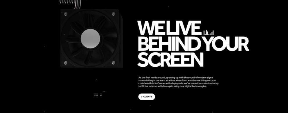 UFOMAMMOOT Multi-dimensional Website Design