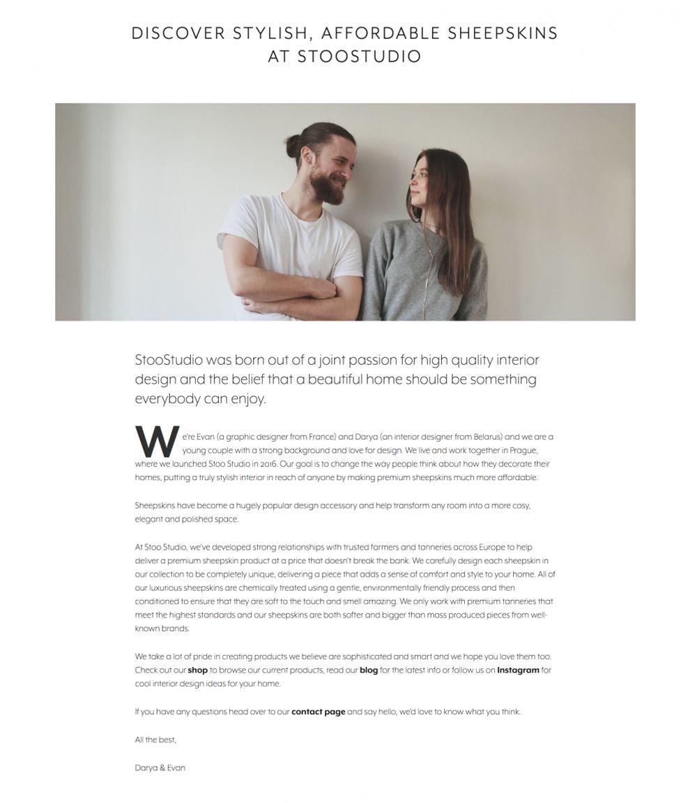 StooStudio Great Website Design