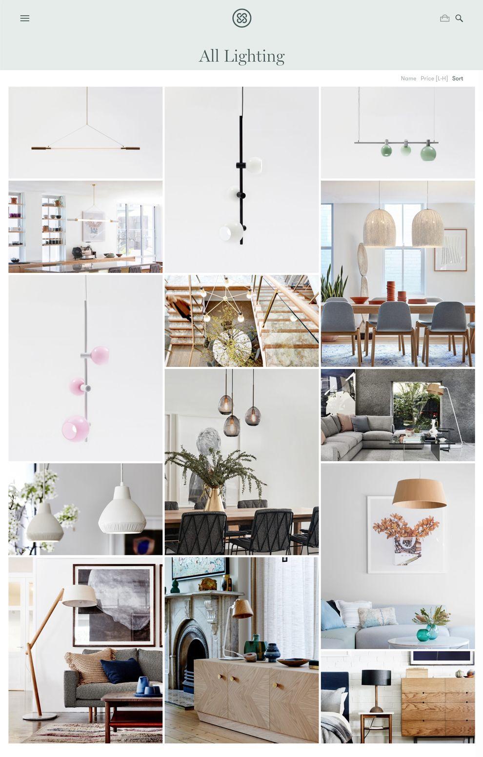 Jardan Furniture Beautiful Website Design