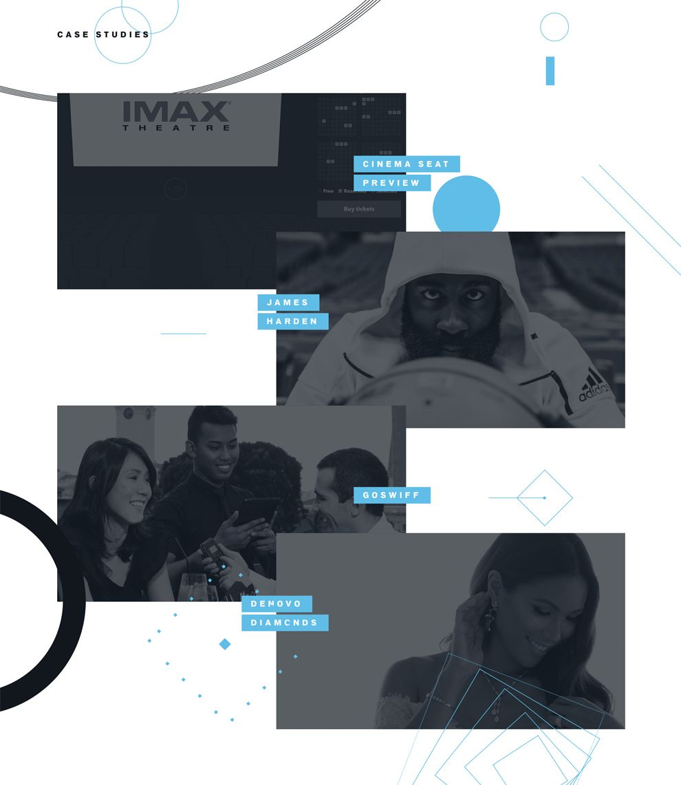 Make Technology Creative Website Design