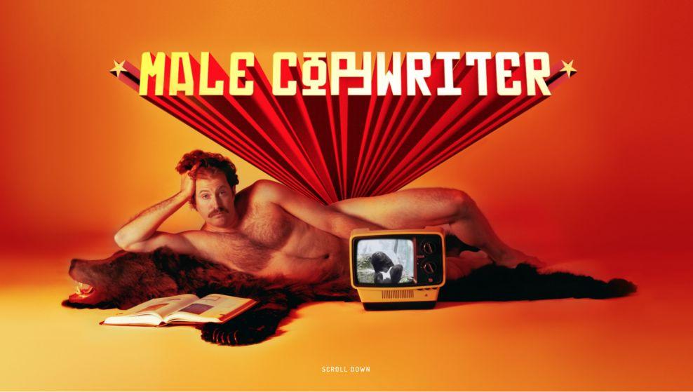 Malecopywriter Creative Homepage