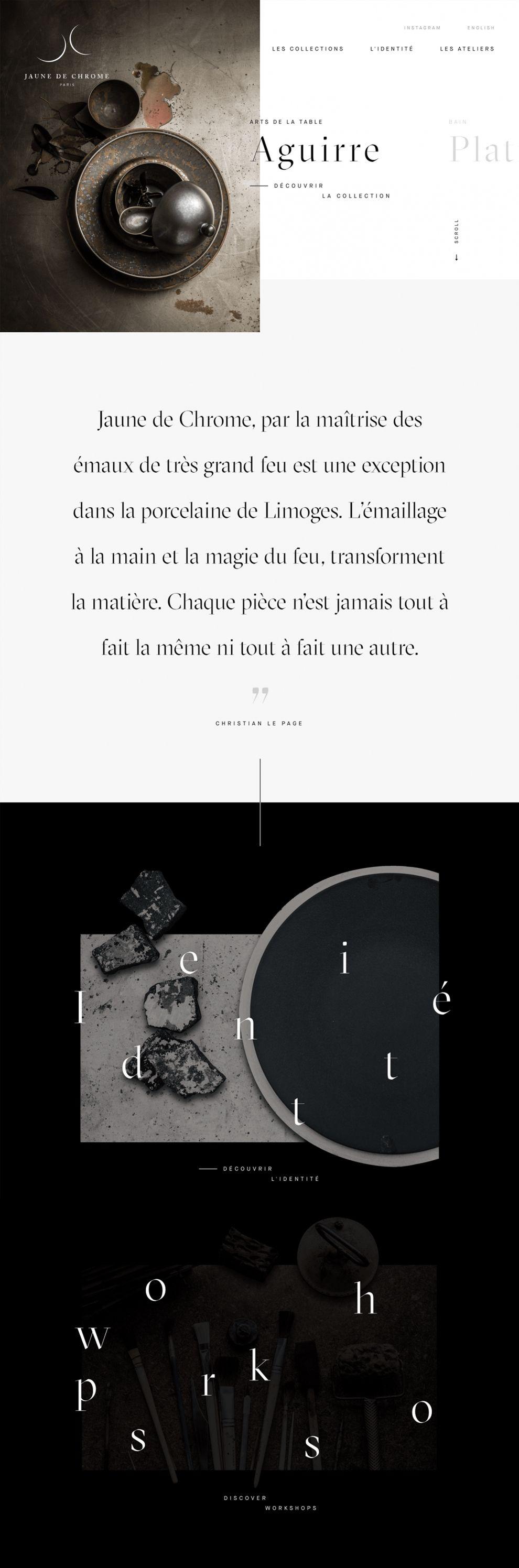 Jaunedechrome Beautiful Homepage