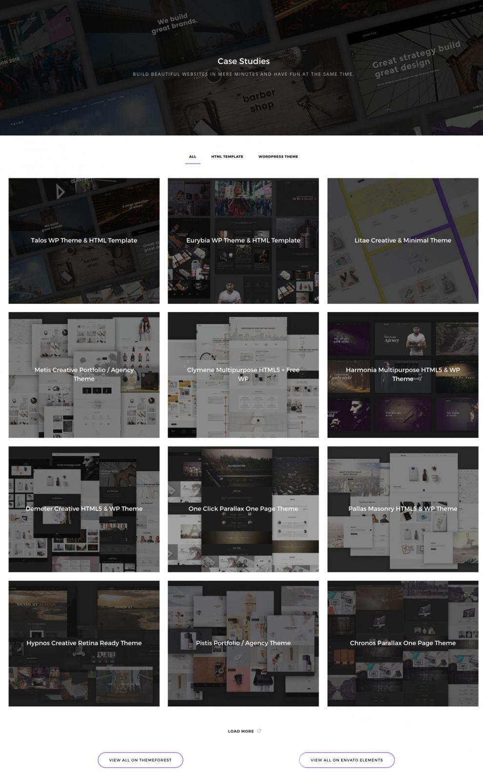 IG Design Clean Gallery Design