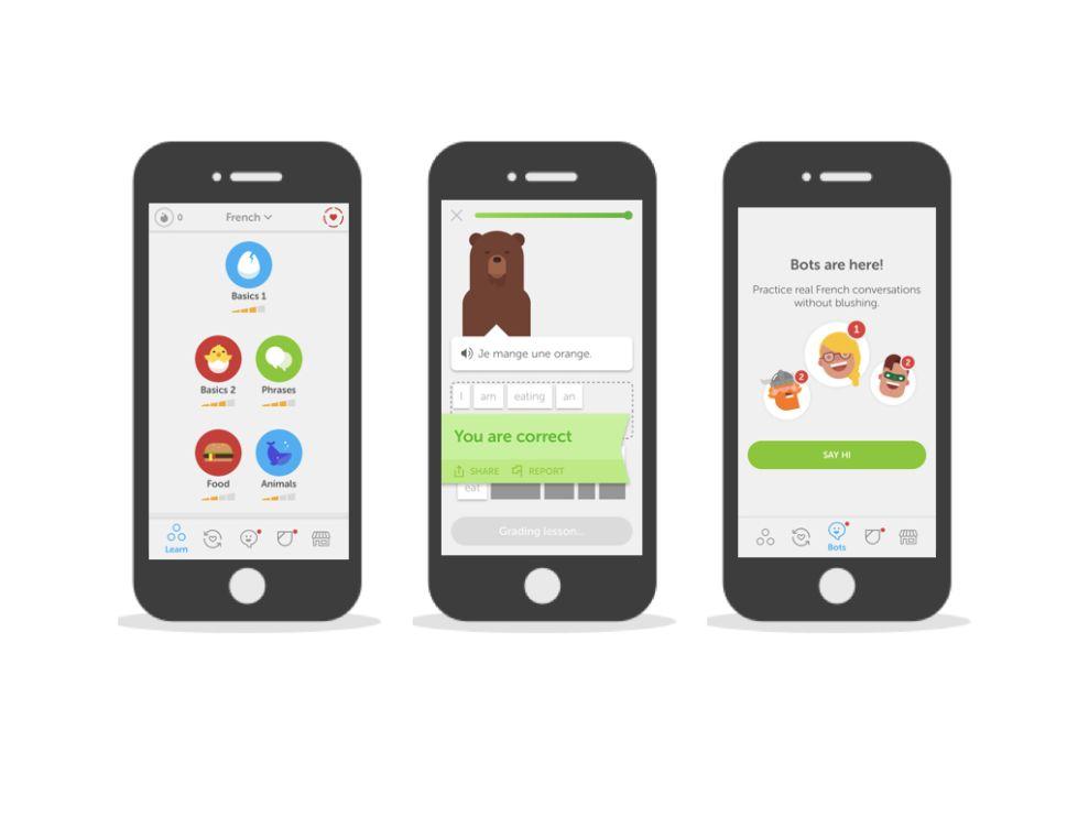 Duolingo Best App Design