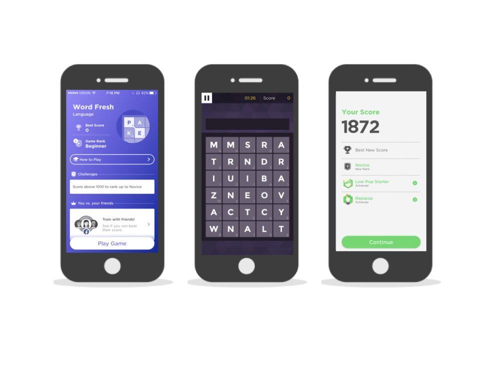 Peak Fresh App Design