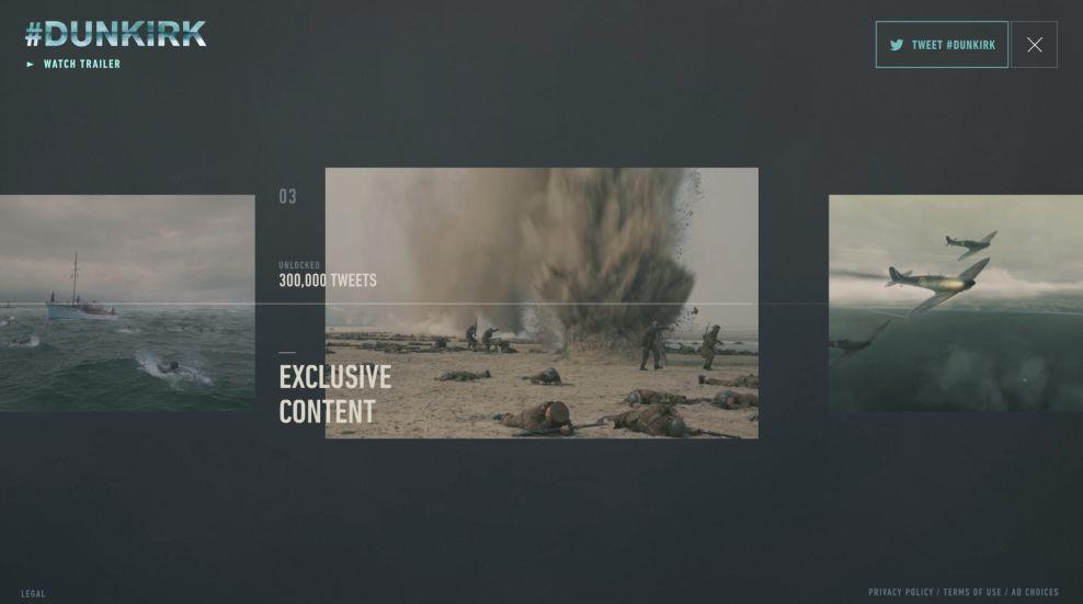 Dunkirk Amazing Gallery Design