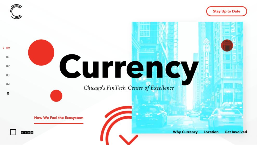 Currency Chicago Professional Homepage