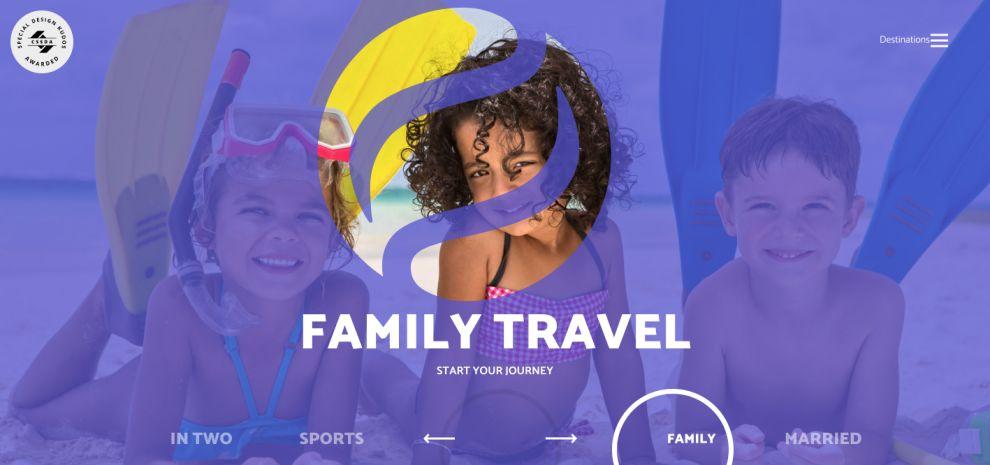 Star Travel Great Website Design