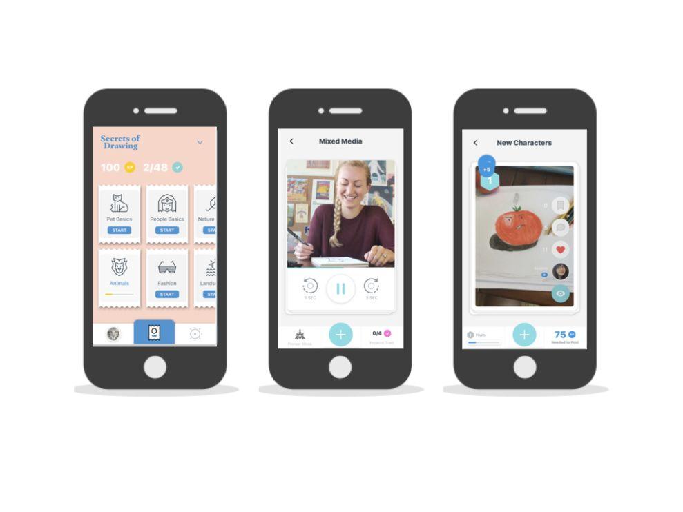 JAM Fresh App Design
