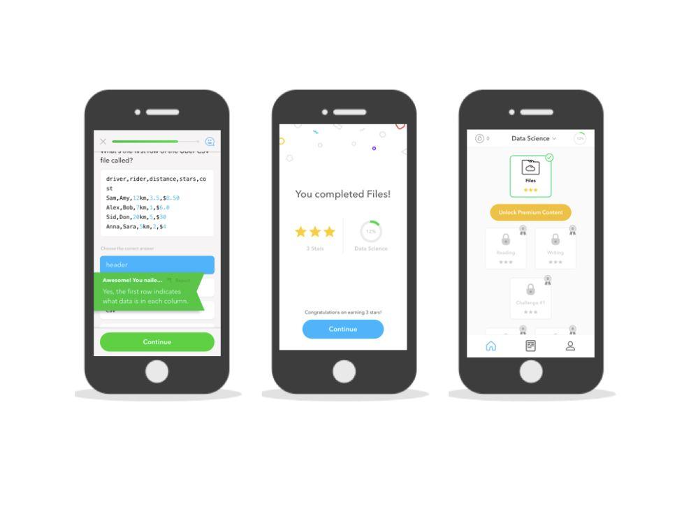 Py Illustrated App Design