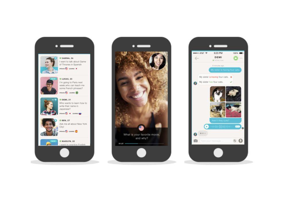 Tandem Modern App Design