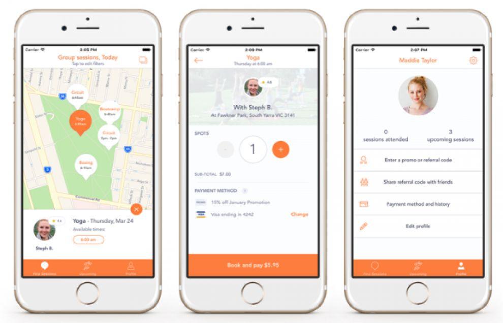 Kubo Simple App Design