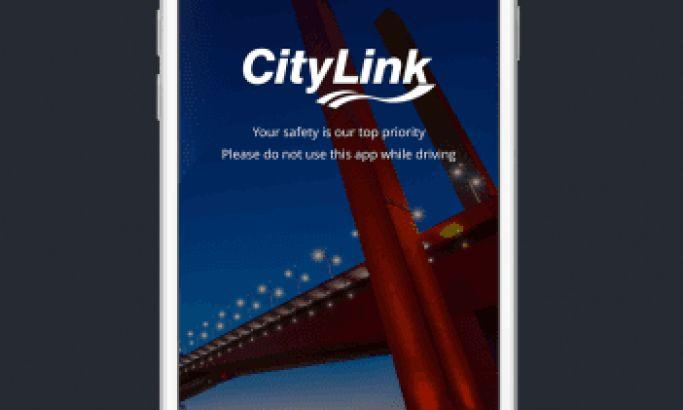 Citylink Top App Design