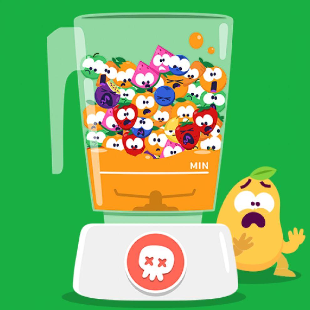 Boost Juice Bright App Design