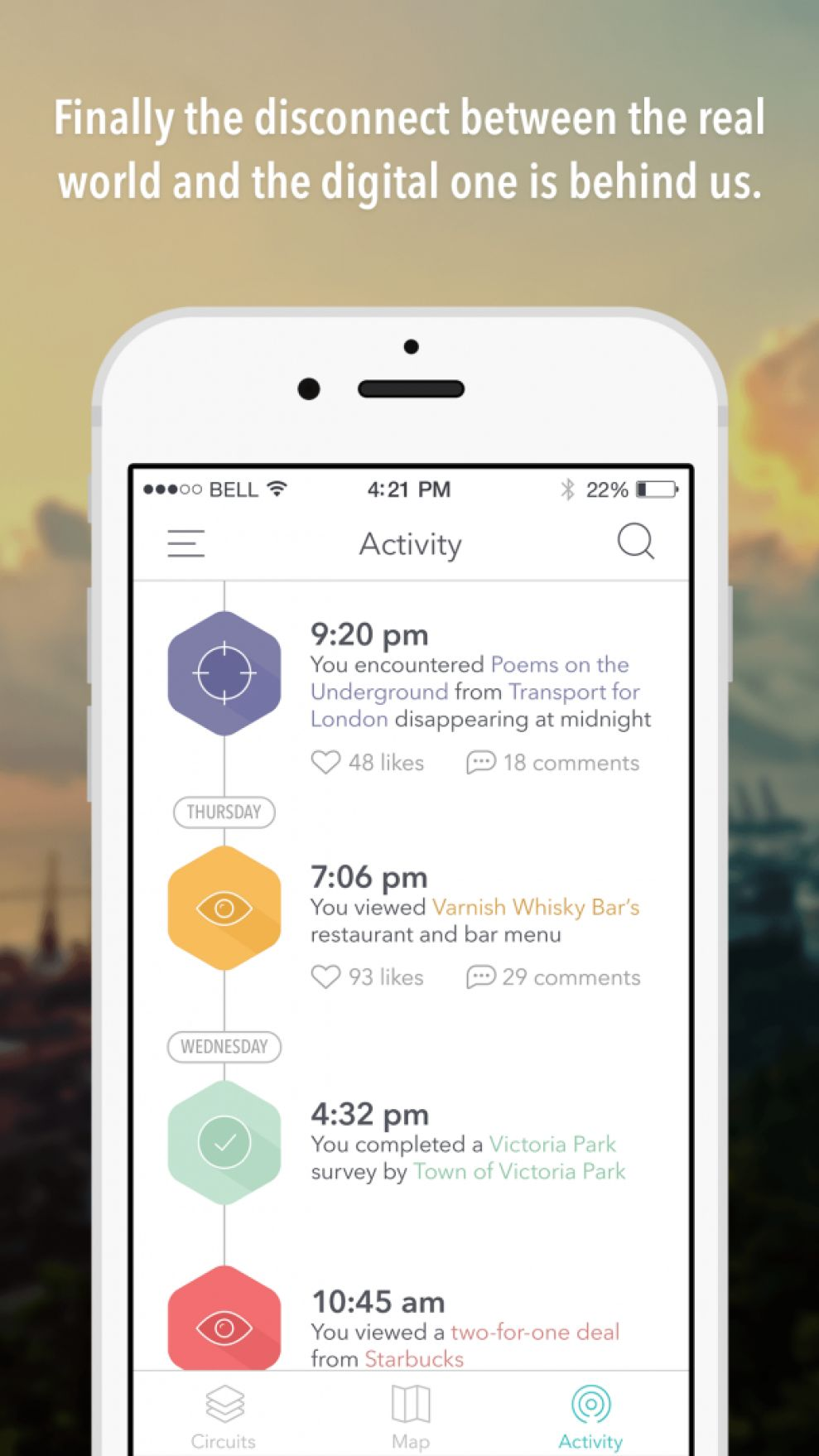 Everythere Clean App Design