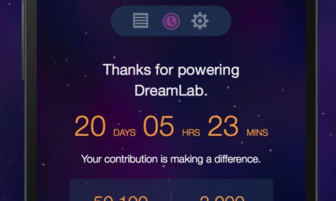 DreamLab Innovative App Design