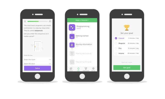 Mimo Flat App Design