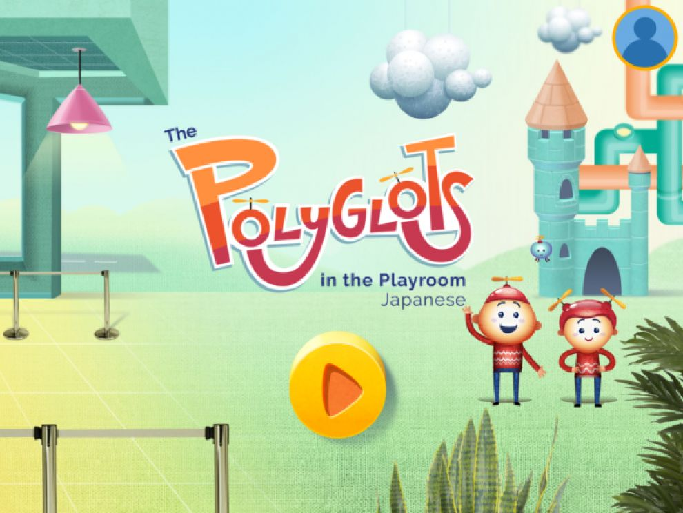 PolyGots Playful App Design
