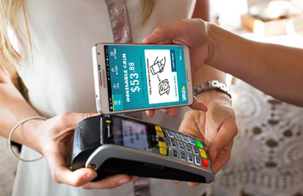 Optus Pay Clean App Design