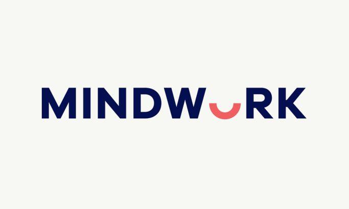 Mindwork Bold Logo Design