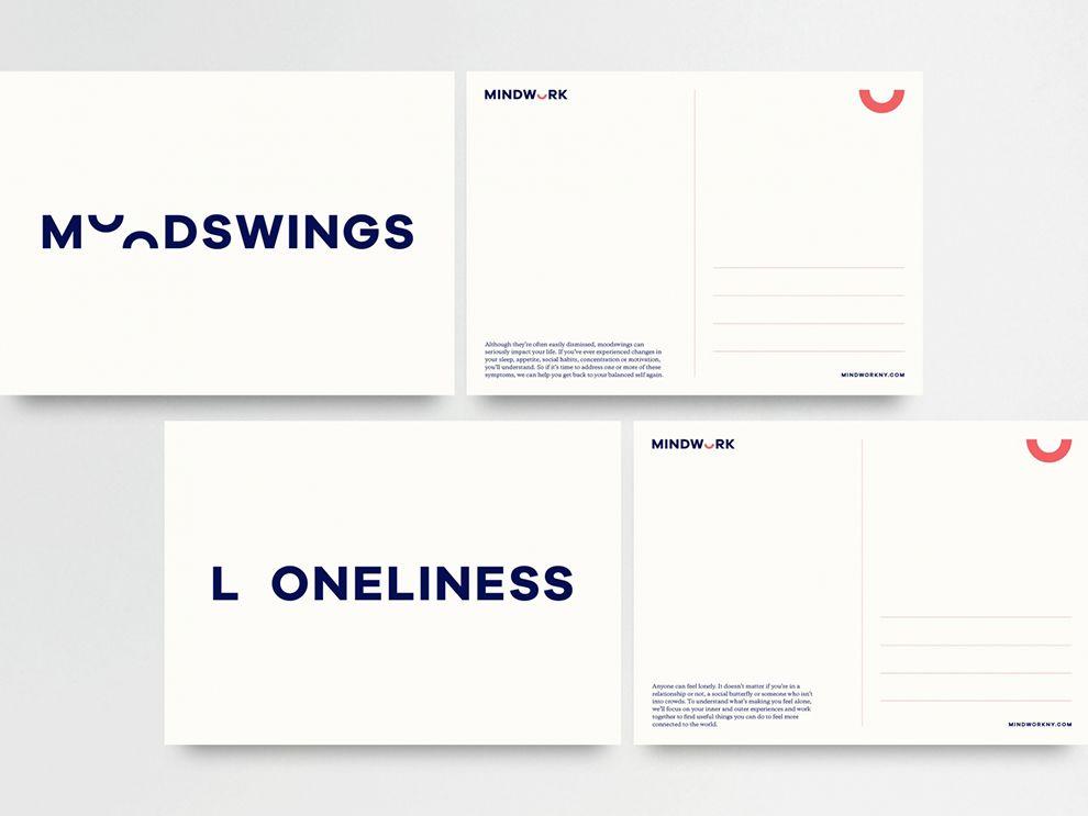 Mindwork Simple Logo Design