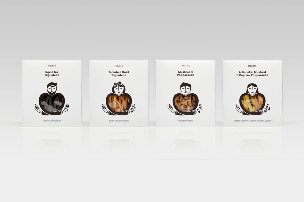 Melima Clean Package Design