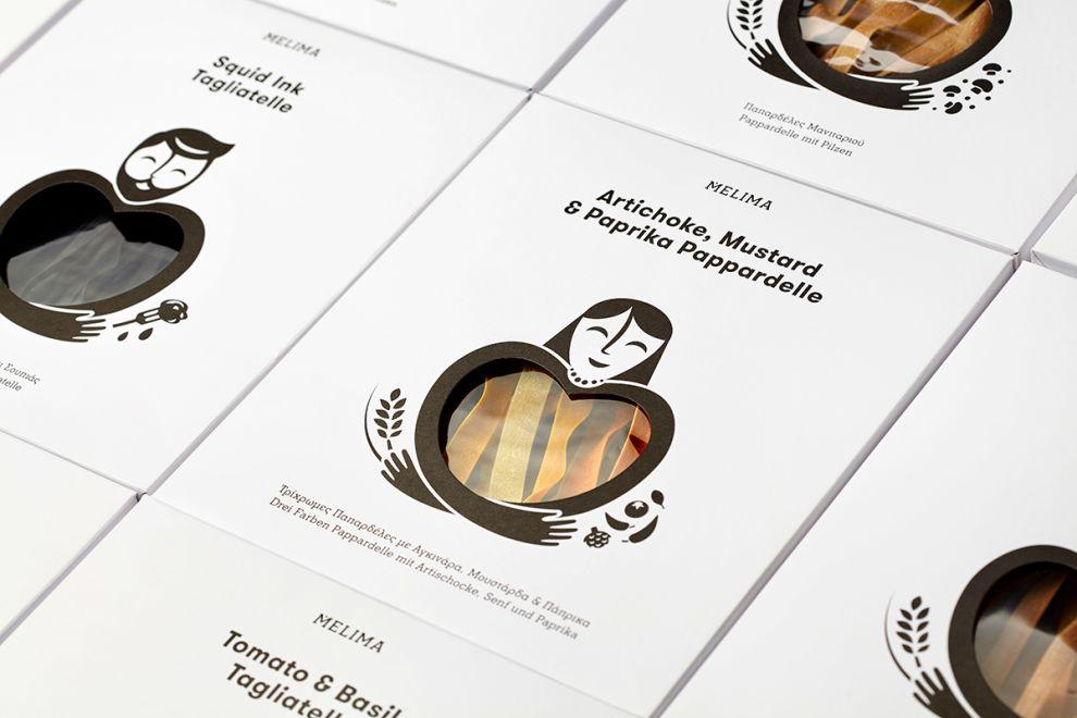 Melima Package Design